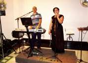 Música ao vivo para  cerimônia e recepções de casamento, etc.