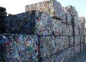 Sucata de latas de alumínio