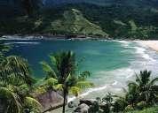 Sol mar praia  menageubatuba sp
