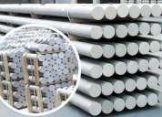Tarugos de alumínio fundido