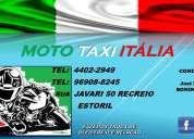 Moto taxi italia