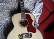 Vendo violão violão gibson j200 chinês com captação fishman prefix plus t