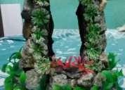 Vendo decoração para aquário