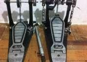 Caixa de bateria,pedal pearl,potência ciclotron,eq