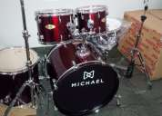 Vendo bateria audition michael loja credenciada