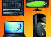 Consertos: assistencia técnica ag áudio
