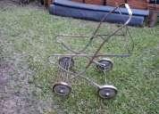 Vendo carcaças de carrinho de bebe antigo burigotto