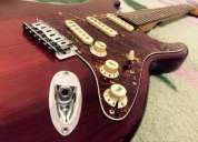 Vendo guitarra sx vintage stratocaster