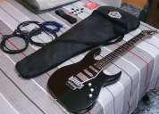 Vendo guitarra condor cg-350 lx plus floyd rose + brindes