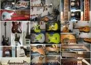 Conserto guitarra,baixo,violão e outros,consultar!