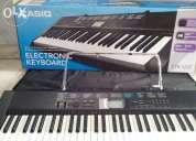 Promoção teclado eletrônico casio ctk-1200 semi novo