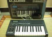 Vendo m-audio axiom 25