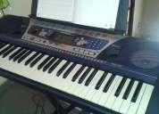 Excelente teclado yamaha psr 262 perfeito e completo