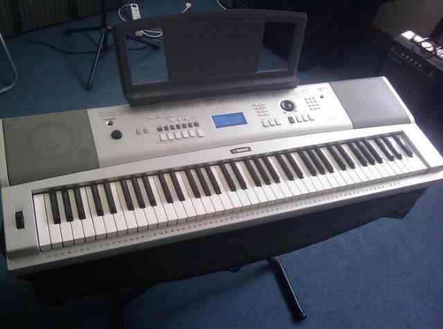Vendo teclado arranjador yamaha dgx 230 6 oitavas for Yamaha dgx 230 manual