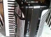 Vendo acordeon 120 baixos excelsiola r6.200,00