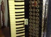 Vendo acordeon todeschini 120 baixos 2 registros