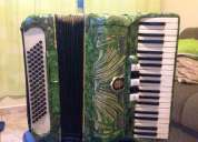 Vendo acordeon stradella 80