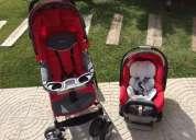 Vendo carrinho ebebê conforto chicco travel