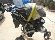 Vendo carrinho de bebê 3 rodas