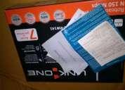 Vendo roteador link one 150 mbps
