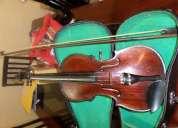 Vendo violino giannini antigo déc. 60 + brindes