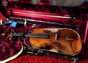 Vendo viola clássica tamanho 42 de luthieria nacional
