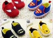 Vendo sapatinho de bebê dos super heróis promoção