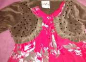Vendo vestido com bolero linnndo tm (2)