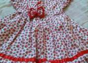 Vendo vestido caipira moranguinho