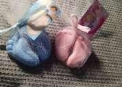 25 pares sabonete c/ tule e tag nascimento lembrancinha
