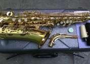 Vendo sax alto yamaha yas275 japan saxofone seminovo