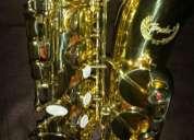 Vendo saxofone condor