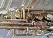 Vendo saxofone soprano eagle(sp 502l)