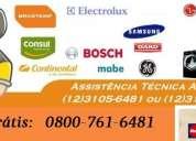 Assistência Electrolux São José dos Campos