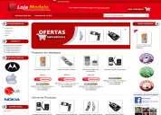 loja virtual interspire 12.0, grÁtis 30 dias de hospedagem