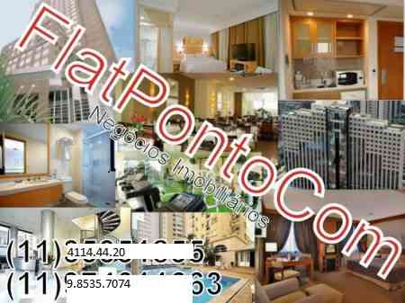 flat na vila olimpia - venda e locaçao - 9.8535.7074