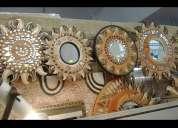 Espelhos cristais decorativos prontos ou encom art reflexus vlmariana
