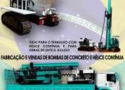 Evomaq máquinas de hélice contínua pequeno porte