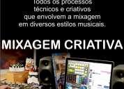 Curso de mixagem criativa