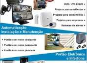 Master security sistemas de seguranÇa eletrÔnica e telecomunicaÇÕes