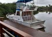 Excelente Lancha fishing 21 com optmax 150 hp ano 2007