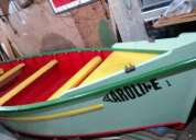 Vendo excelente bote , bateira