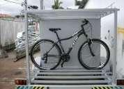Reboque transporte de bicicletas cap.10 bikes,aproveite