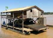 Uma balça nova com 12m de comprimento