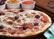 Vendo excelente pizzaria