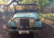 Excelente jeep willys 4x4