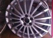 Vendo rodas 17 furacão 5x100 com pneus