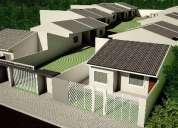 Hermosa casas na planta, 3 mil de entrada (sinal)