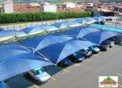 Sombrites para estacionamentos de casas