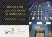 Excelente soft inn plus rio business hotel apart pool